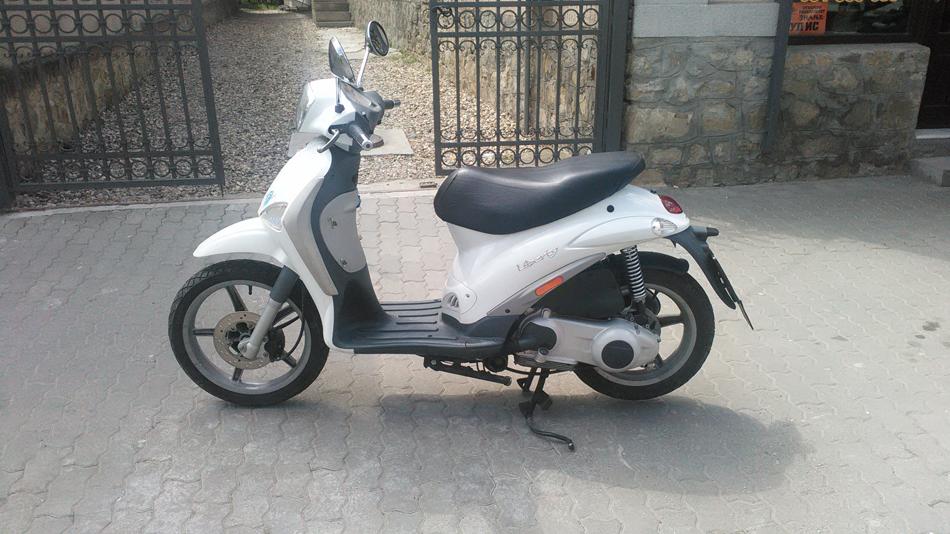 Motorcikl PIAGGO 125cm3
