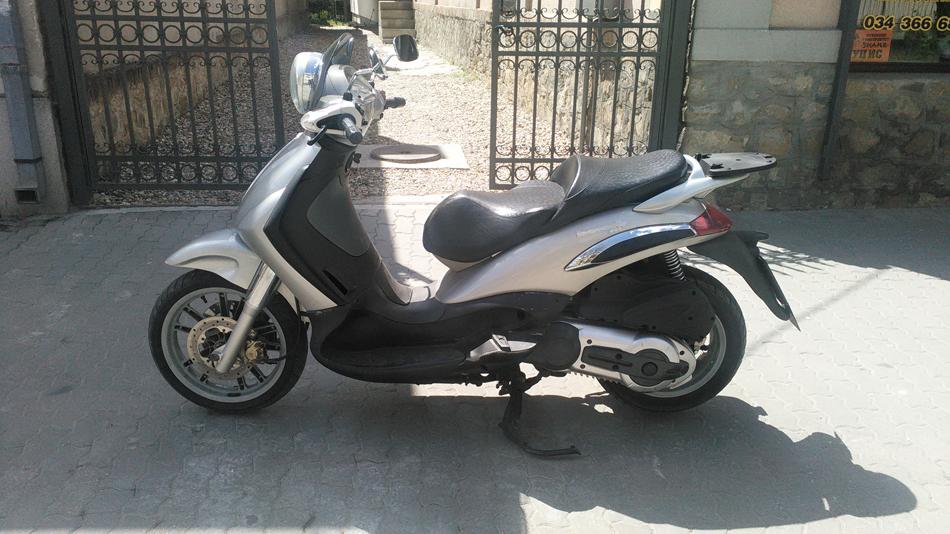 Motorcikl PIAGGI0 Beverly B500cm3